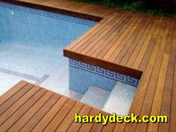 discount short and narrow ipe decking slats