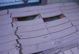 composite deck failures