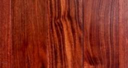 close up tigerwood pre finished flooring