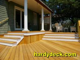 Beautiful Hardydeck