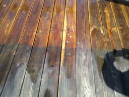 deck cleaning using sodium percarbonate