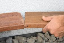 tongue groove deck joint