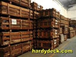 ipe wood sawn boards stock