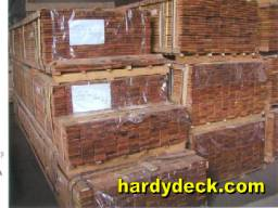 decking packed pallets