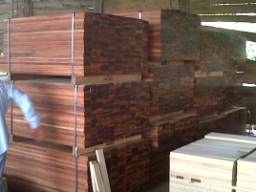 tigerwood deck stock